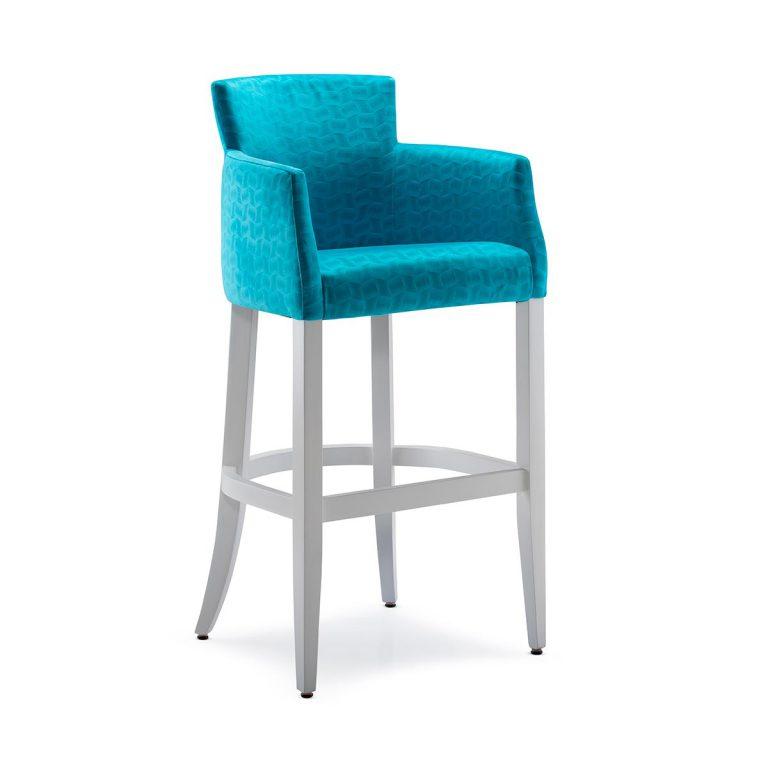 Omega Bar - Barska stolica sa rukonaslonom - Detal