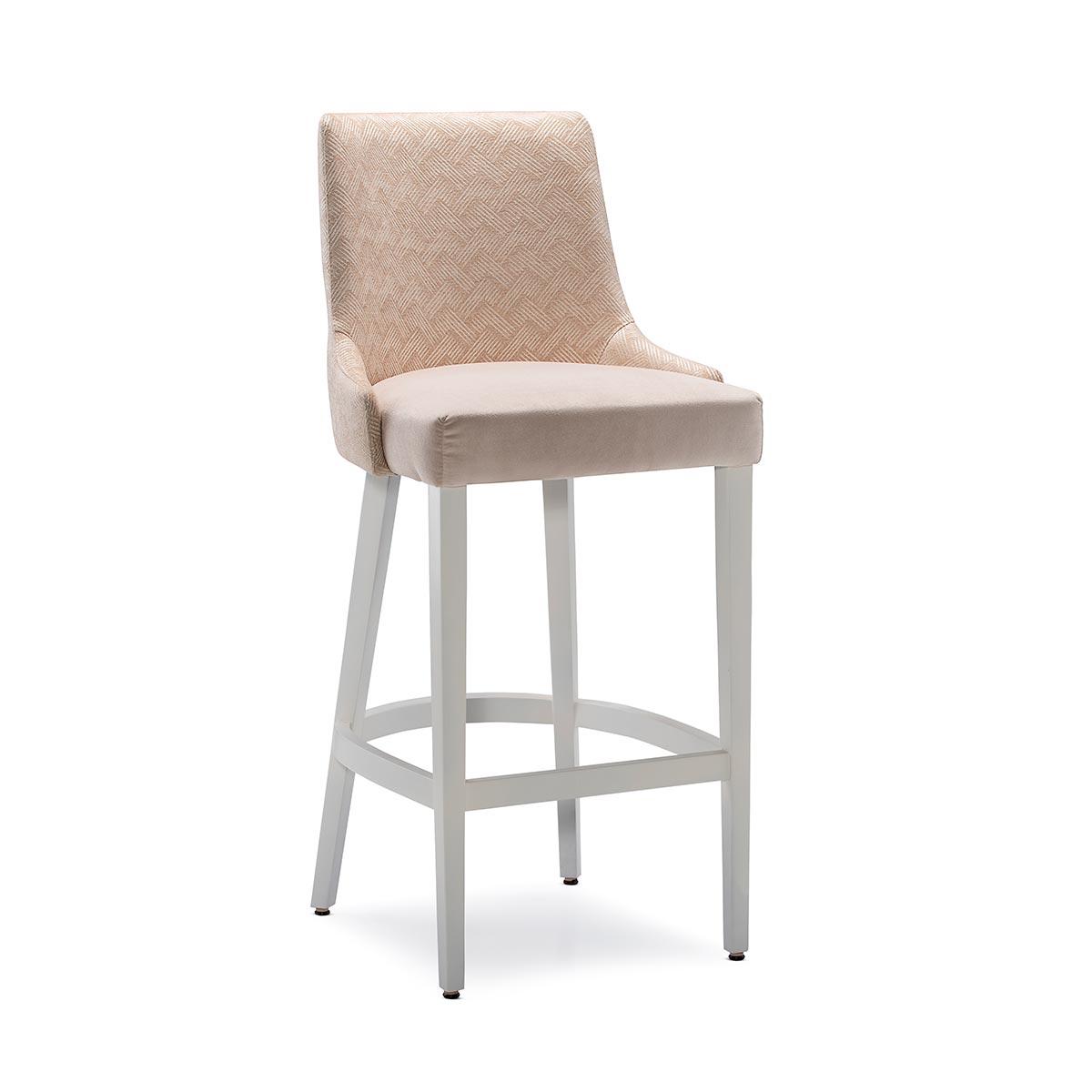 Moskva Bar - barske stolice Detal