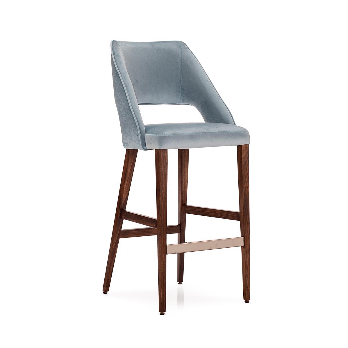 Lara Bar - Barske stolice Detal