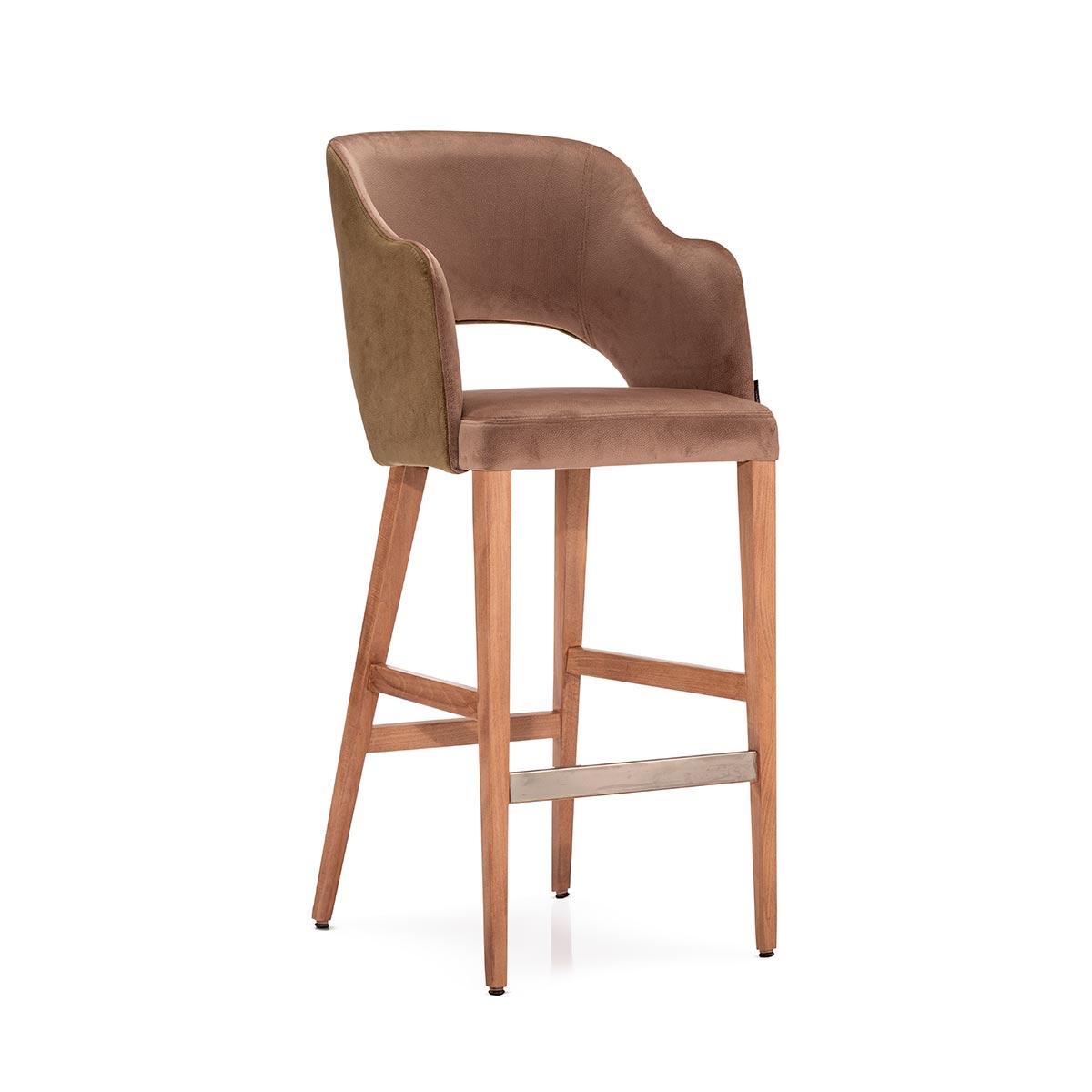 Sara Bar - Detal barske stolice sa rukonaslonom