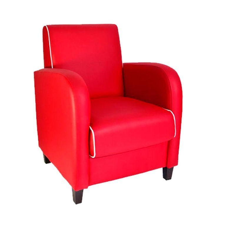 Milano retro fotelja - Detal nameštaj
