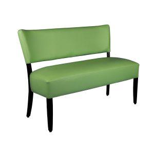 Lisa sofa dvosedi ugostiteljski -Detal nameštaj