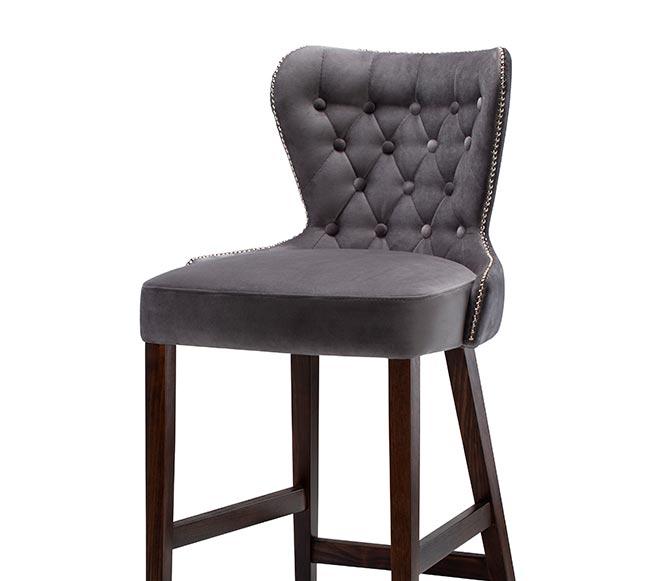 Lux Barske stolice - Detal Nameštaj